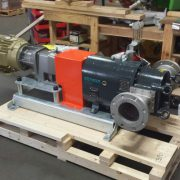borger rotary lobe pump