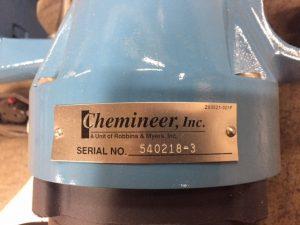 chemineer mixer