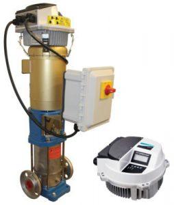 Goulds Hydrovar Pump Controller