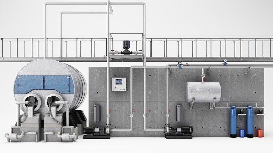 grundfos boiler pumps