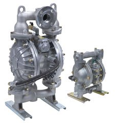 Yamada High Pressure Air Operated Diaphragm Pumps