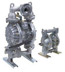 Yamada High Pressure Air Operated Diaphragm Pumps