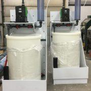 packaged pump skids