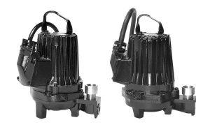 goulds submersible grinder pumps