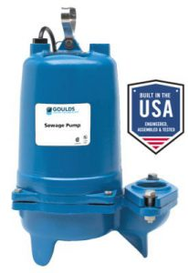 goulds submersible
