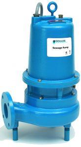 goulds sewage pumps