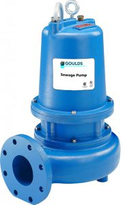 goulds submersibles
