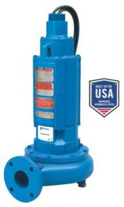 goulds explosion proof submersible