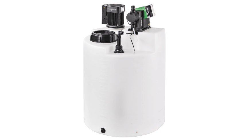 grundfos water treatment