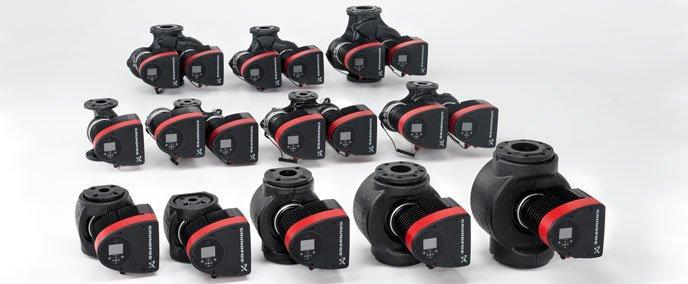 grundfos magna3 pumps