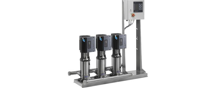 grundfos booster packages