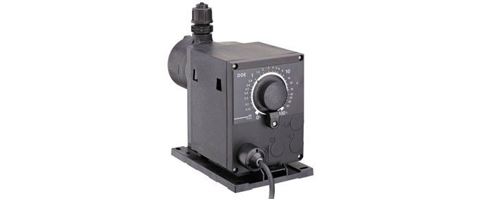 grundfos metering pump