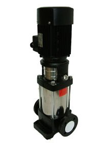 Gusher Stainless Vertical Centrifugal Pumps
