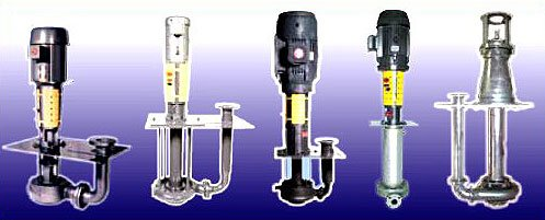 gusher vertical heavy duty pumps