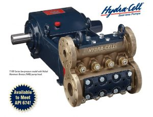 hydra cell t100 pump