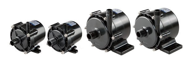Small direct drive pumps