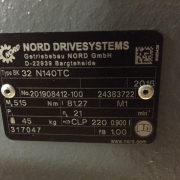 Nord Reducer Tag