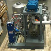 ethanol pump skid