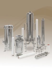 Sanitary Pumps & Filtration