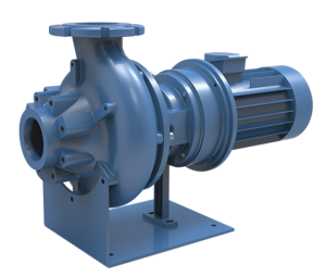 Verderhus Centrifugal Screw Pumps