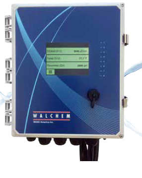 Walchem Controllers Boilers Cooling Towers Disinfection
