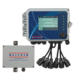 walchem nickel & copper controller