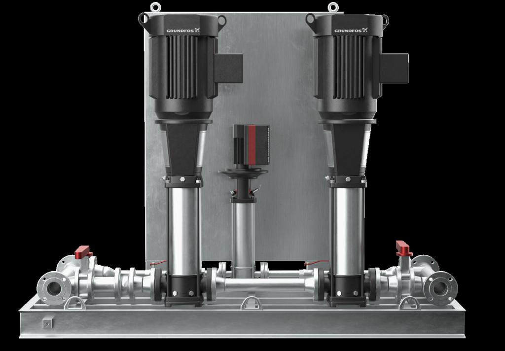 grundfos hydro hp